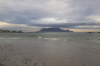 Table Mountain from Big Bay [1303314882]