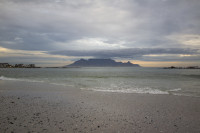 Table Mountain from Big Bay [1303314884]