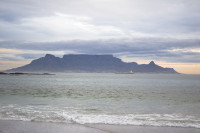 Table Mountain from Big Bay [1303314894]