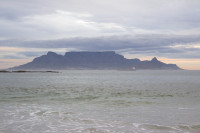 Table Mountain from Big Bay [1303314896]
