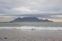 Table Mountain from Big Bay [1303314898]