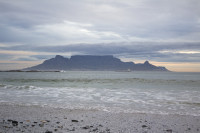 Table Mountain from Big Bay [1303314899]