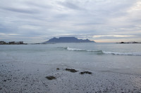 Table Mountain from Big Bay [1303314906]