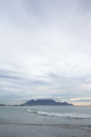 Table Mountain from Big Bay [1303314913]