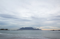 Table Mountain from Big Bay [1303314915]