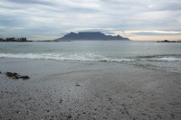 Table Mountain from Big Bay [1303314918]
