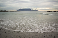 Table Mountain from Big Bay [1303314920]