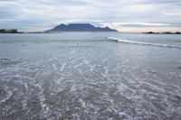 Table Mountain from Big Bay [1303314921]