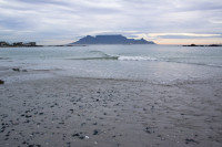 Table Mountain from Big Bay [1303314923]
