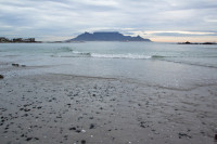 Table Mountain from Big Bay [1303314924]