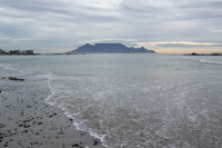 Table Mountain from Big Bay [1303314926]