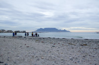 Table Mountain from Big Bay [1303314932]