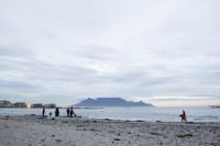 Table Mountain from Big Bay [1303314936]