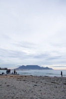 Table Mountain from Big Bay [1303314938]