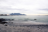 Table Mountain from Big Bay [1303314943]