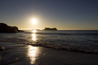 Clifton beach at Sunset [1304045012]