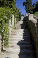 Concrete staircase in Green Point [1305015492]