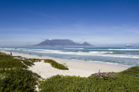 Table Mountain from Blouberg beach [1309227206]