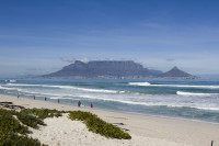 Table Mountain from Blouberg beach [1309227207]