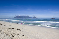 Table Mountain from Blouberg beach [1309227209]