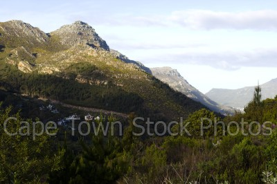 hills,landscape,constantia,clouds,mountains