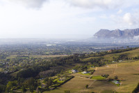 Cape Flats and the Vineyards of Constantia [1309247299]