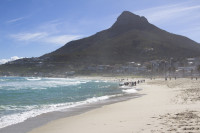 Lion's Head from Camps Bay beach [1309247352]
