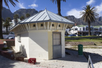 Camps Bay beach hut [1309247353]