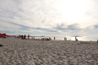 Late afternoon on Camps Bay beach [1310277923]