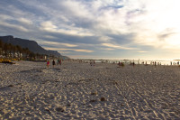 People on the Camps Bay beach [1310278039]