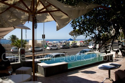 sea,restaurants,sea point