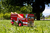 Toy fire truck [1311108440]