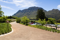 Mountains at Tokara in Stellenbosch [1311108451]