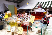 Teas at Neighbourgoods Market [1312079234]