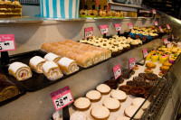 Cakes at Fruit 'n Veg in St George's Mall [1401100144]