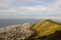Signal Hill from Lion's Head at sunset [1401170199]