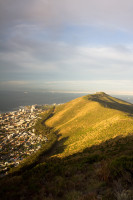 Signal Hill from Lion's Head at sunset [1401170208]