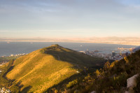 Signal Hill from Lion's Head at sunset [1401170222]