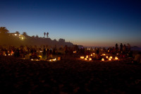Candles and Light – Valentines day, Clifton 4th Beach [1402140406]
