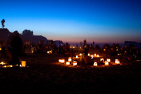Candles and Light – Valentines day, Clifton 4th Beach [1402140412]