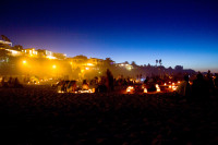 Candles and Light – Valentines day, Clifton 4th Beach [1402140414]