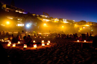 Candles and Light – Valentines day, Clifton 4th Beach [1402140417]