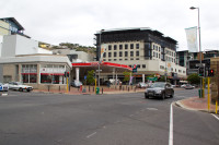 Somerset Road and Chiappini Street in Green Point[1403080521]