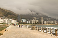 Cloudy Sea Point [1403220743]