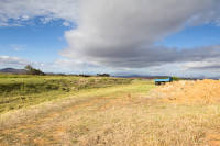 Farm field with trailer in Durbanville [1403230774]