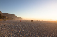 Sundown at Camps Bay beach [1503098530]