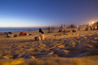 Camps Bay beach at night [1503098666]