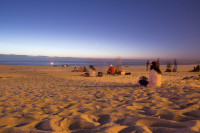 Camps Bay beach at night [1503098671]
