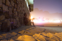 Camps Bay beach at night [1503098674]