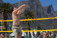 Volley Ball at Camps Bay beach [15031487201]